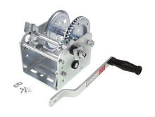 Manual trailer winch 2000 lbs (907 kg)