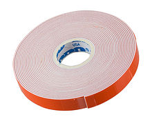 Double Sided Adhesive Tape 12mm x 5m, White