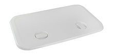 Inspection Hatch 357x606 mm, White