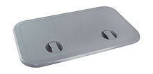 Inspection Hatch 357 х 606 mm, Gray