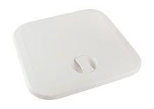 Inspection Hatch 373 х 373 mm, White