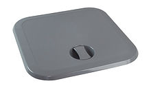 Inspection Hatch 373x373 mm, Gray
