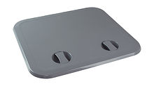 Inspection Hatch 458x513 mm, Gray