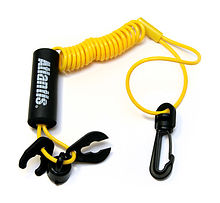 Floating Multi-End Lanyards, yellow
