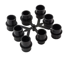 Hose Adapters Kit For Air Pump (8 pcs)