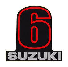 Sticker S-DF6, Suzuki
