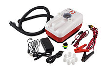 Bravo 20 Electric Pump with Battery