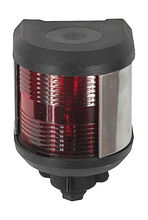 Side Navigation light Red