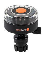 Navisafe TriColor Navigation Light, Navimount