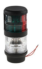 Navigation Tri-Color light (masthead, red, green)