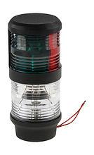Navigation Tri-Color light (masthead, red, green)