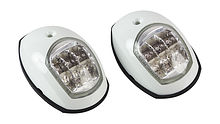 Navigation Side Led Light,White Housing