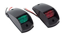 Navigation Side Led Lights, Black housing