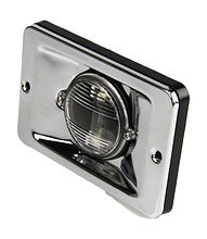 Rectangular Flush-Mount Stern Light