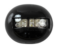 Flush-Mount Led Stern Light, black