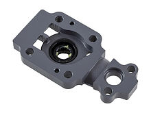 Pump housing base for Suzuki DF9.9B-20A