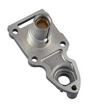 Water pump housing Yamaha 6C/8C, (bearing housing )