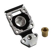 Water pump housing Yamaha 9.9-15/F9.9-15, Winsir