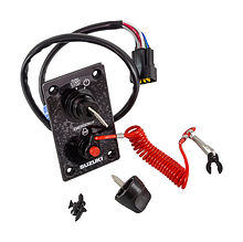 Single engine Ignition Switch Panel for Suzuki