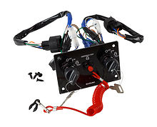 Dual engine Ignition Switch Panel for Suzuki