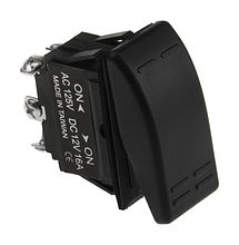 Contura Switch ON-ON 16A/12V,6P