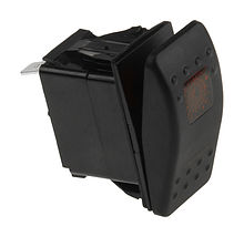 Contura Switch ON-ON 12V/20A, 4P, LED