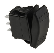 Contura Switch ON-ON 12V/20A, 6 p