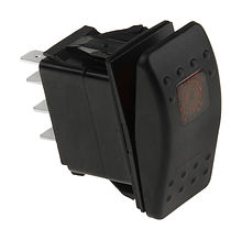 Contura Switch (ON)-ON 12V/20A, 7P, LED