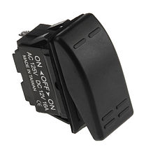 Contura Switch ON-OFF-ON 16A/12V, 3 P