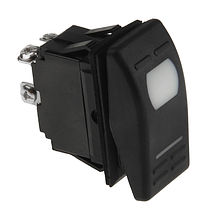 Contura Switch (ON)-OFF-(ON) 12V/16A, 5P, LED