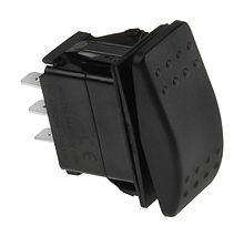 Contura Switch  (ON)-OFF-ON 12V/20A, 3P