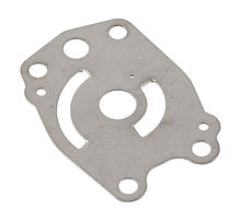 Water pump plate (outer) Yamaha 40J/40Q, analog
