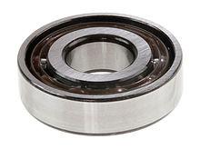 Jet drive nozzle bearing