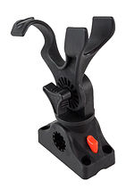Fishing Rod Holder, Black, Mount Base CFMT303