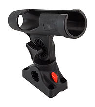 Fishing rod holder Black, Mount Base CFMT303