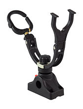 Fishing Rod Holder, Black, Mount CFMT303