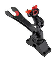 Fishing Rod Holder, Black, Mount CFMT101