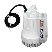 TMC Bilge Pump 2500 GPH, 12V