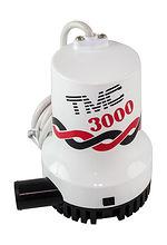 TMC Bilge Pump 3000 GPH, 12V