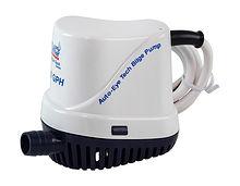 TMC Bilge Pump 500 GPH, 12V, Automatic