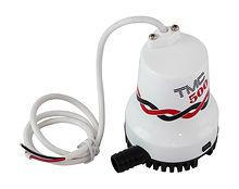 TMC Bilge Pump 500 GPH, 12V