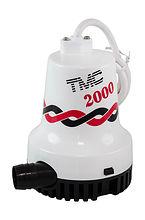TMC Bilge Pump 2000 GPH, 24V