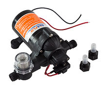 Diaphragm water Pump SeaFlo, 12 VDC, 2,8 GPM, 44 PSI,  6 А