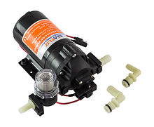 Diaphragm water Pump SeaFlo, 12 VDC, 1,4 GPM, 79 PSI,  7 А
