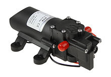 Diaphragm water Pump Shurflo SLVDC, 12 VDC, 1 GPM, 30 PSI