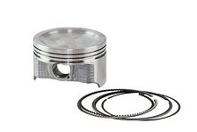 Piston with rings for Suzuki DF20-25 (0.50) V-Twin