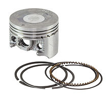 Piston with rings for Suzuki DF8A-9/9A (0.50)