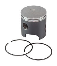 Piston with rings for Suzuki DT115-140 (0.25)