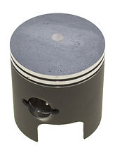 Piston Suzuki DT50-65 mm finger, d73