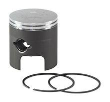 Piston with rings for Suzuki DT55-65 (0.50)